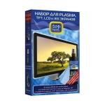 Набор для PLASMA, TFT, LCD и ЖК экранов 2 предмета TOP HOUSE 391510