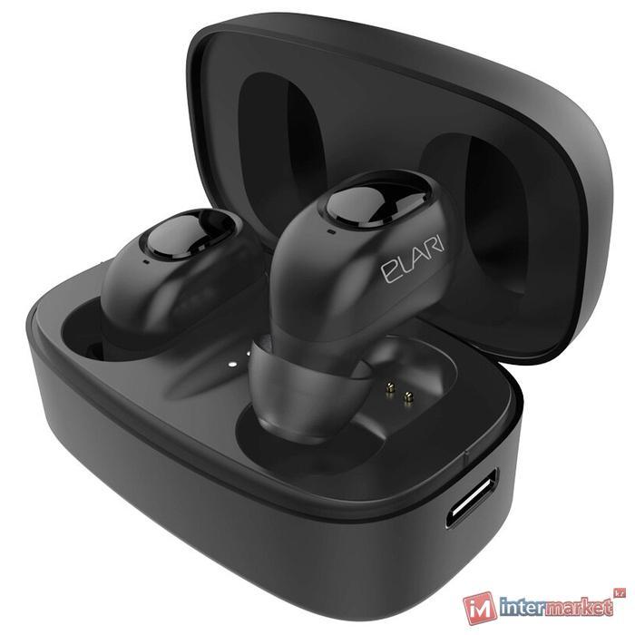 Гарнитура беспроводная Elari EarDrops Lat черный