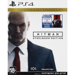 Hitman Steelbook Edition PS4