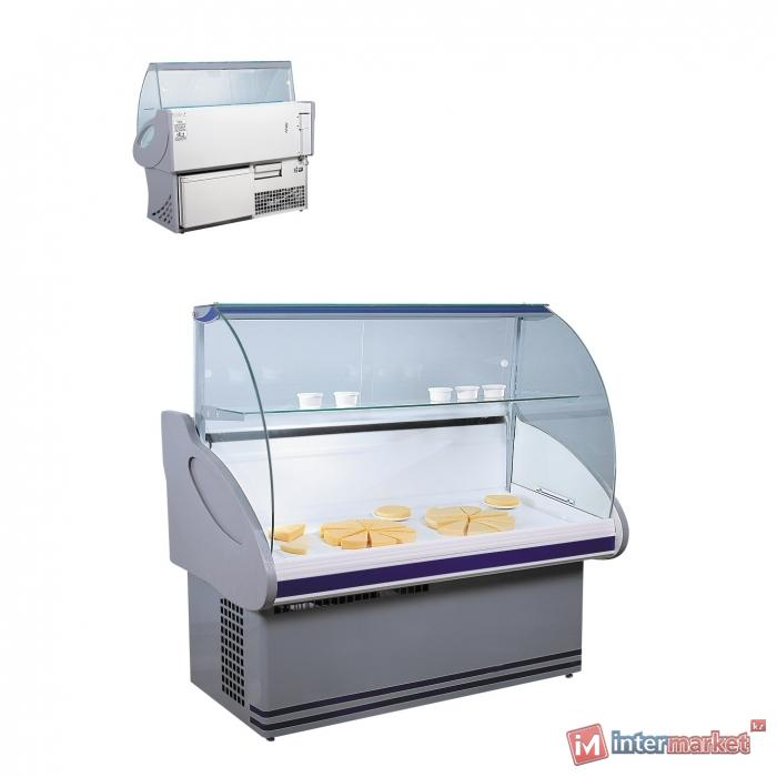Холодильник витринный Бирюса 530 D