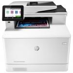 МФУ HP W1A80A Color LaserJet Pro MFP M479fdw Prntr. A4, печать 600x600 т/д, сканер 1200x1200 т/д, копир 600x600 т/д, USB