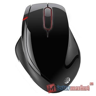 Мышь HP Touch Mouse X7000, Black, Wi-Fi