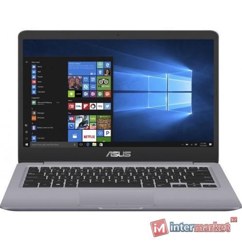 Ноутбук ASUS VivoBook S14 S410UA, Core i3-7100U-2.4/1TB/4GB/14