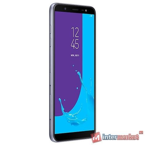 Смартфон Samsung Galaxy J8 (2018) 32GB (Gray/Lavender)