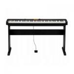 Цифровое пианино CASIO CDP-S350BKC7-COM + комплект подставка